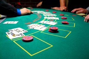 Схема и правила игры в блэкджек