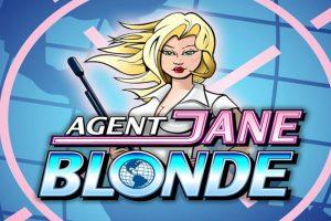 Agent Jane Blonde: необычные приключения агента за наживой